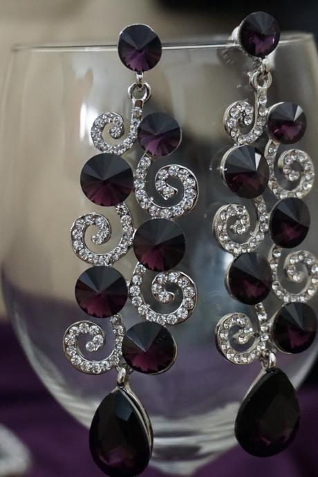 Velvet Dream Earrings