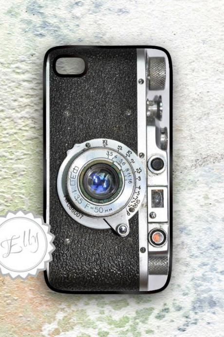 Retro Old Camera iPhone4 4S case - hard cover
