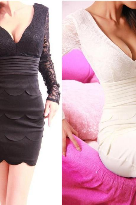 Women Party Clothing Bodycon Club Wear Bandage Dress