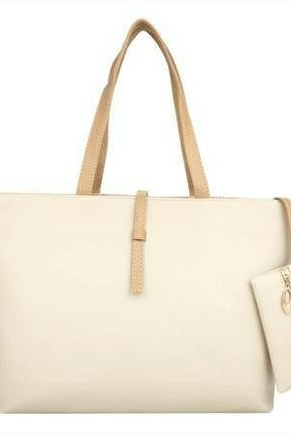 New Casual white Everyday Fashion Woman Handbag