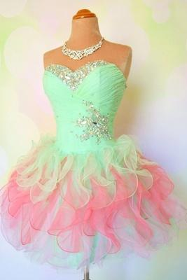 sweetheart tulle short homecoming dress,Custom Made A line Short Mini Prom Dresses, Dresses for Prom, Short Prom Dresses, Cheap Prom Dresses, Cheap Formal Dresses