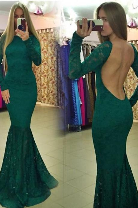Stylish New Women Bodycon Sexy Ladies Lace Hollow Flower Backless Dinner Maxi Long Dress