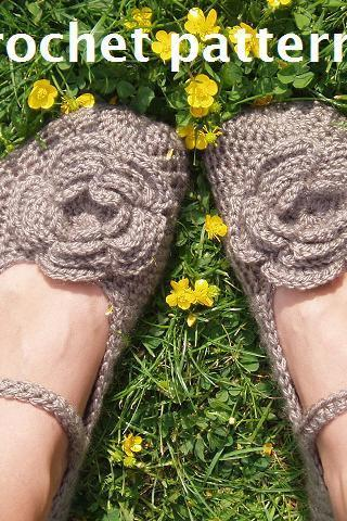 Adult Slippers Crochet Pattern PDF,Easy, Great for Beginners, Shoes Crochet Pattern Slippers, Pattern No. 20