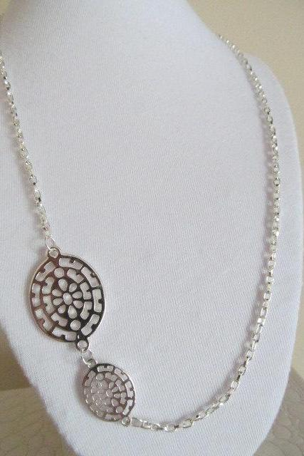 Silver Everyday Necklace