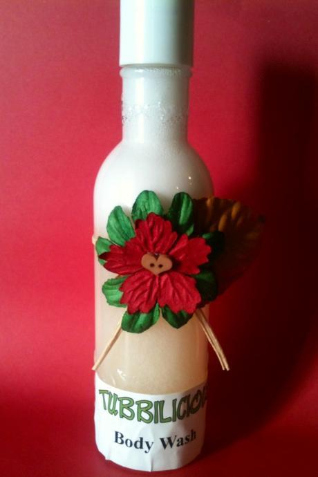 Pumpkin Pie Scent ! FREE PUFF,BODY WASH, natural, moisturizing,organic ingredients Highly scented,soothing
