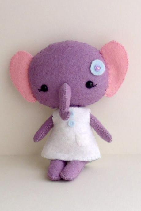 Pocket Elephant pdf Pattern
