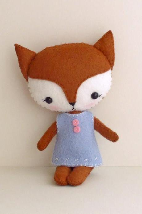 Pocket Fox pdf Pattern