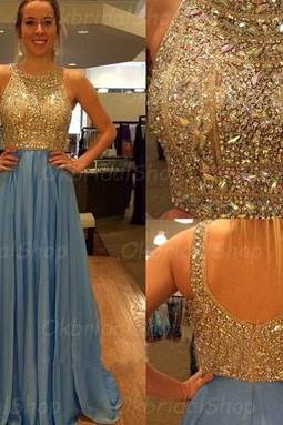 rhinestone prom dresses, beaded prom dress, sexy prom dresses, cheap prom dresses, 2015 prom dresses, sexy prom dresses, dresses for prom, CM287