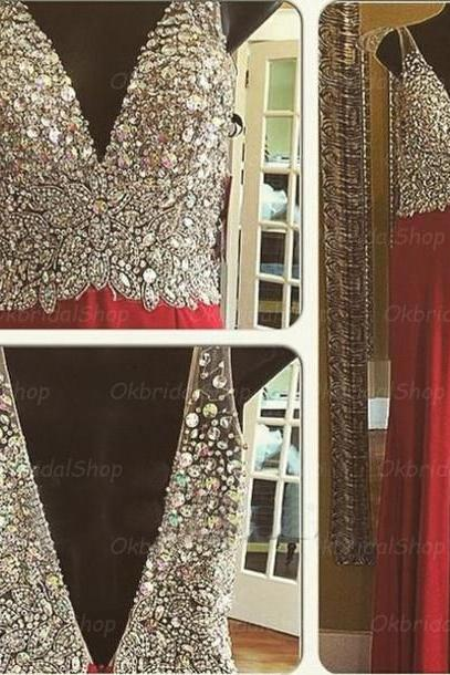 red prom dresses, backless prom dress, sexy prom dresses, sexy prom dresses, 2015 prom dresses, sexy prom dresses, dresses for prom, CM325