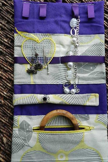 Jewelry Organizer - Large Pick Your Own Fabrics