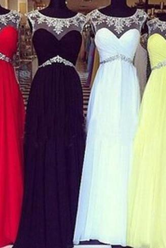 Cap sleeve prom dress, long prom dress, affordable prom dress, prom dress, formal prom dress, cheap prom dress, BD148