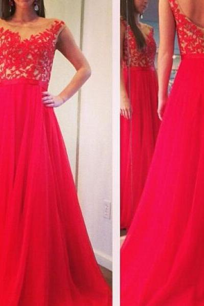 Red prom dress, off shoulder prom dress, prom dress, pretty prom dress, sleeveless prom dress, lace prom dress, evening dress, BD156