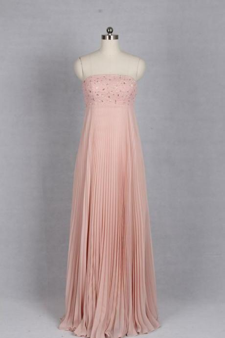 Ruched Prom Dresses, Strapless Prom Dresses, Beaded Prom Dresses, Backless Dresses, Party Dresses
