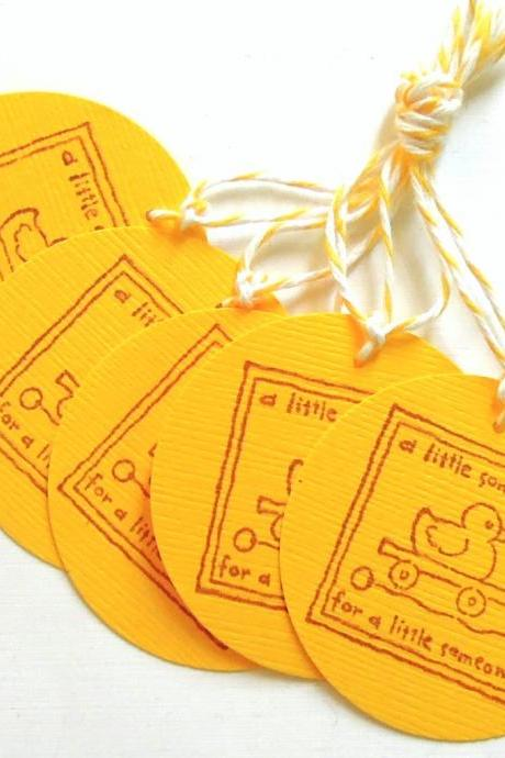 Duckie Tags - Set of 5