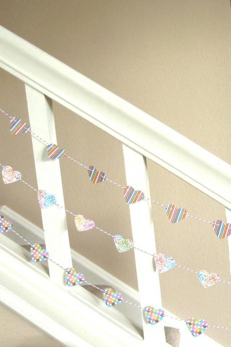 Bold and Beautiful Pattern Garland - 3 yards