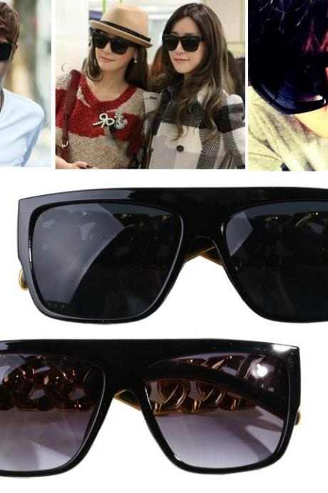 Oversized Cat Eye Unisex Sunglasses