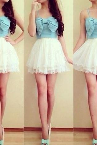 Custom Made Cute Sweetheart Short Prom Dress,Homecoming Dress