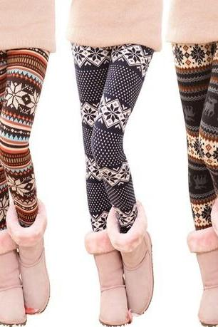 WARM FAWN LEGGINGS