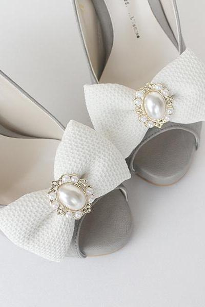 Bridal Shoe Clips,Shoe Clips,Wedding Clips, Bridal Shoe Accessories,wedding shoes corsage,ribbon shoes clip,shoeclip