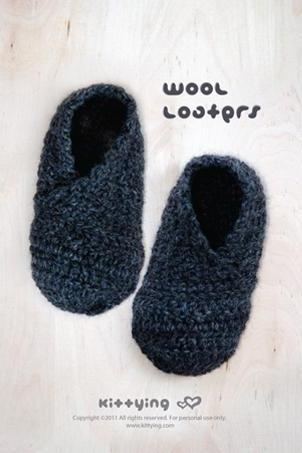 Crochet Pattern Wool Toddler Loafers Toddler Booties Toddler Loafers Preemie Shoes Crochet Pattern