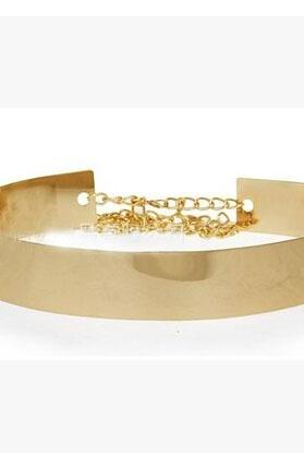 Fashion Gold Belt VG6818MN