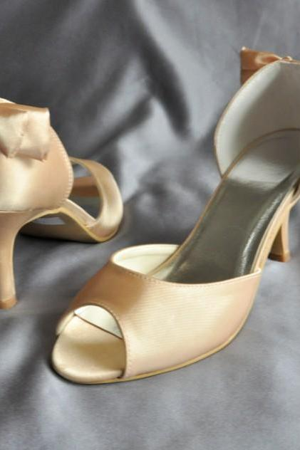 Newest Bridal Wedding,Bridal High Heels,Satin Party Dress, Bridal Shoe,Woman shoes,wedding shoes
