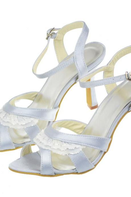 New Fashion Bridal Wedding shoes,Party Dress, Bridal Shoe,Woman shoes,wedding shoes