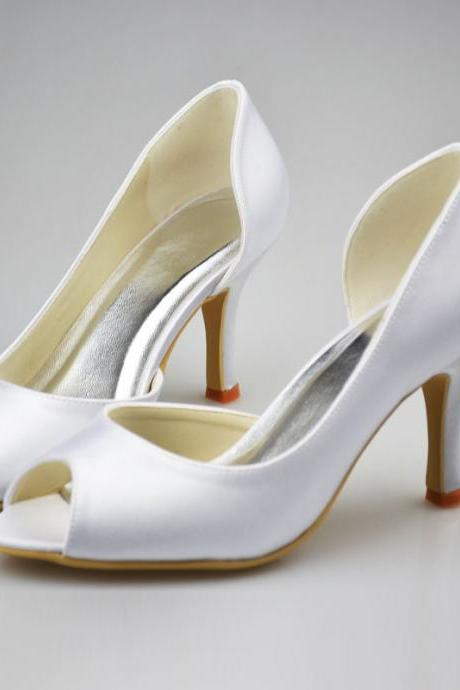New Fashion Simple Bridal Wedding shoes,Party Dress, Bridal Shoe,Woman shoes,wedding shoes L-1819