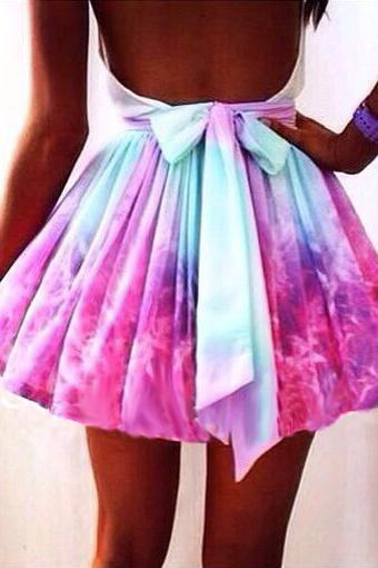 Fashion Galaxies Skirt