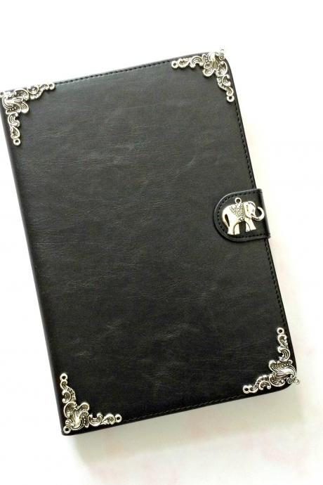 Elephant leather iPad case, Leather iPad mini 1, 2, 3 case, Leather iPad air case, Leather iPad air 2 case, iPad stand case, iPad Smart cover case, item no.270