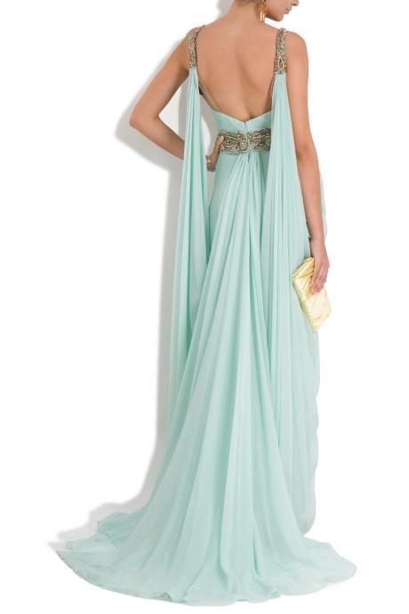 The charming V-Neck Chiffon Prom Dresses, Evening Dresses with Sashes, Prom Dresses, Real Made Prom Dresses On Sale,
