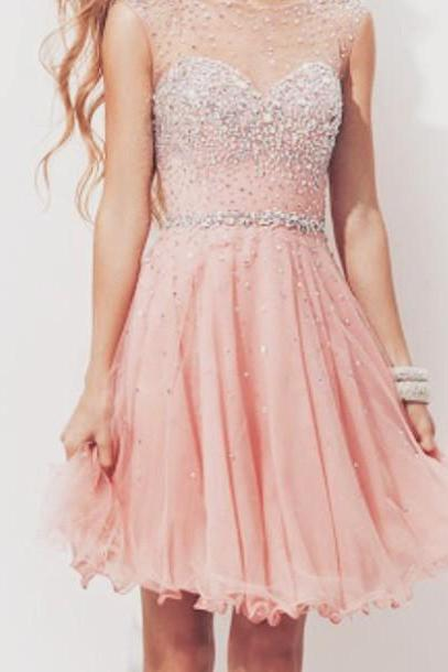 Lovely Short Prom Dress, Homecoming Dress, Cocktail Dress
