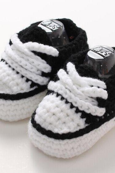Hand-woven Soft bottom lacing baby shoes infant shoes toddler shoes Photography Props shoes