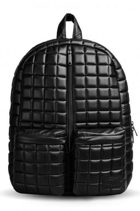 Black October Backpack by Fusion
