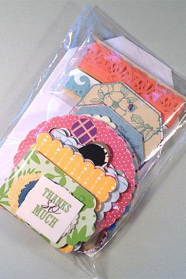 400 Potpourri Paper Pack for Card Making