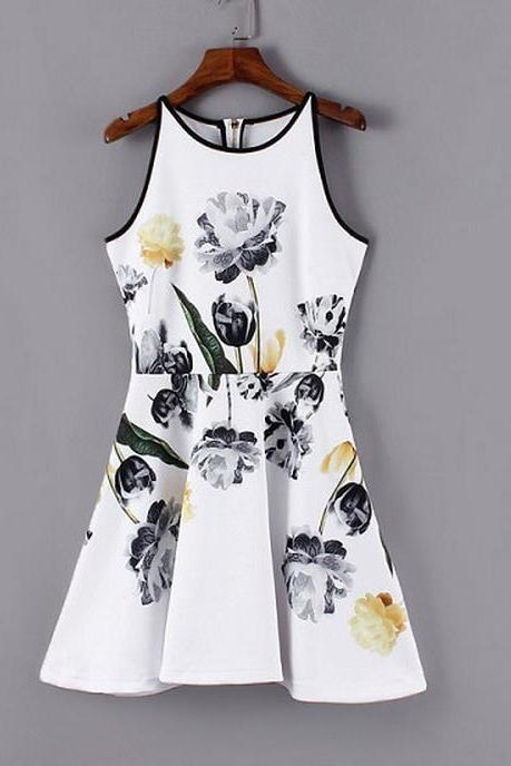 HOT VEST CUTE DRESS