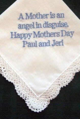 Mothers Day Hankie