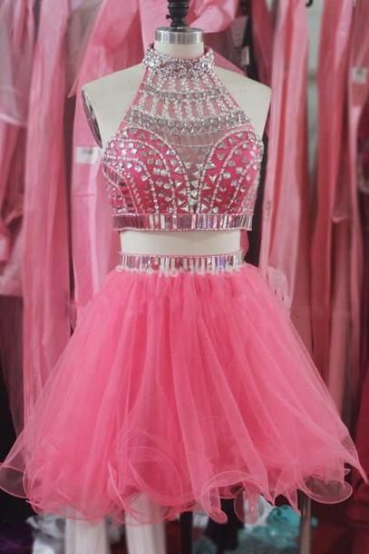 Lovely Tulle Cocktail Dress, Party Dress