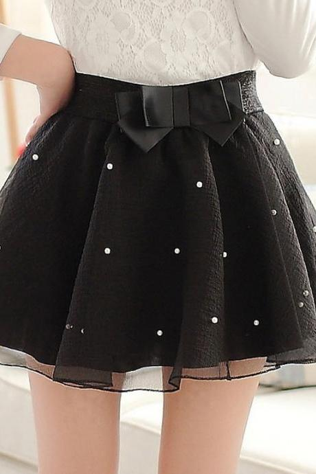 Sweet Style High Waist Princess Dress
