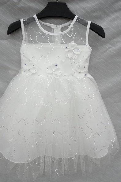 White Flower Girl Dresses, Cute Flower Girl Dress, Flower Girl Dresses 2015, Short Flower Girl Dress, Cheap Littler Girl Dress, Dresses For Litter Girls