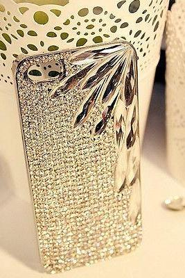 Leaf rhinestone iPhone 7 Plus, iPhone 6 6s case, iPhone 6 6s Plus case, iPhone 5s SE case, iPhone 5c case, bling wallet case for samsung galaxy note 4 note 5 s7 edge s6 edge s5
