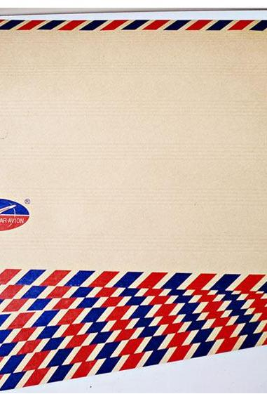 Kraft Airmail Envelopes