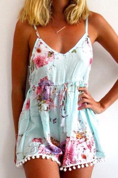 HOT PRINT JUMPSUIT