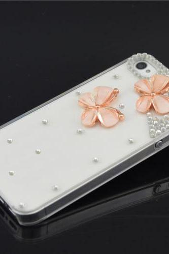 Butterfly Bling iPhone 7 Plus, iPhone 6 6s case, iPhone 6 6s Plus case, iPhone 5s SE case, iPhone 5c case, bling wallet case for samsung galaxy note 4 note 5 s7 edge s6 edge s5