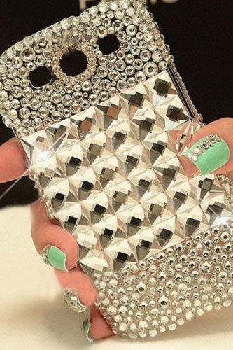 Sparkle Crystals iPhone 7 Plus, iPhone 6 6s case, iPhone 6 6s Plus case, iPhone 5s SE case, iPhone 5c case, bling wallet case for samsung galaxy note 4 note 5 s7 edge s6 edge s5