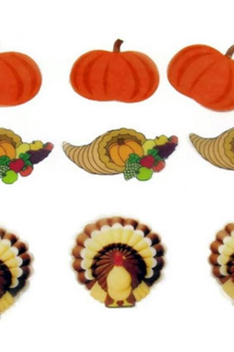 Thanksgiving Soap Single Use Guest Soap Hostess Gift