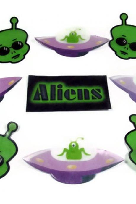 Alien Soap Single Use for Children