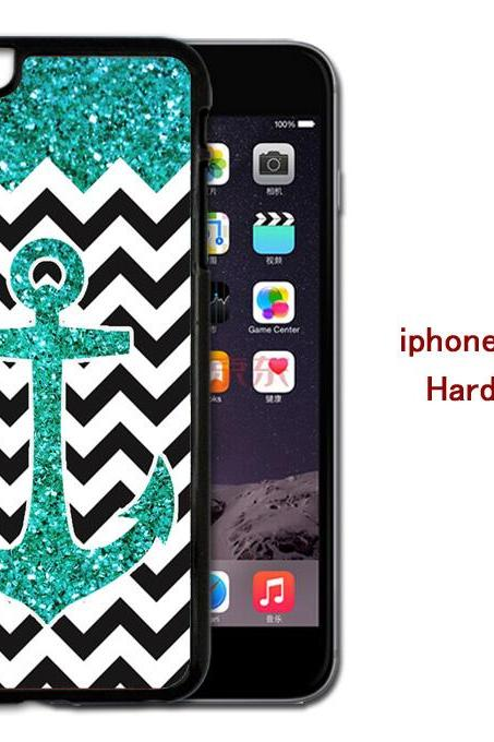 Anchor Hard case cover for iPhone 4/4s/5/5s/6/6plus case Samsung Galaxy S3/S4 /S5 Note2/3/4 Case