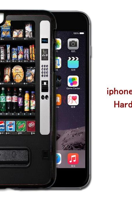 Vending machines Hard case cover for iPhone 4/4s/5/5s/6/6plus case Samsung Galaxy S3/S4 /S5 Note2/3/4 Case