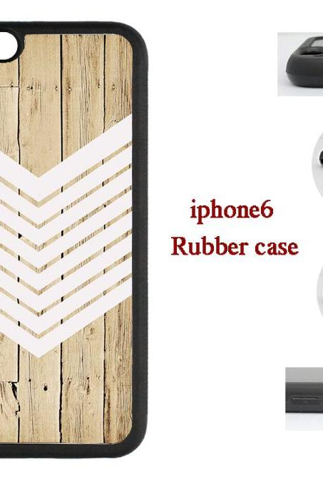 Wood Grain Chevron Hard case cover for iPhone 4/4s/5/5s/6/6plus case Samsung Galaxy S3/S4 /S5 Note2/3/4 Case